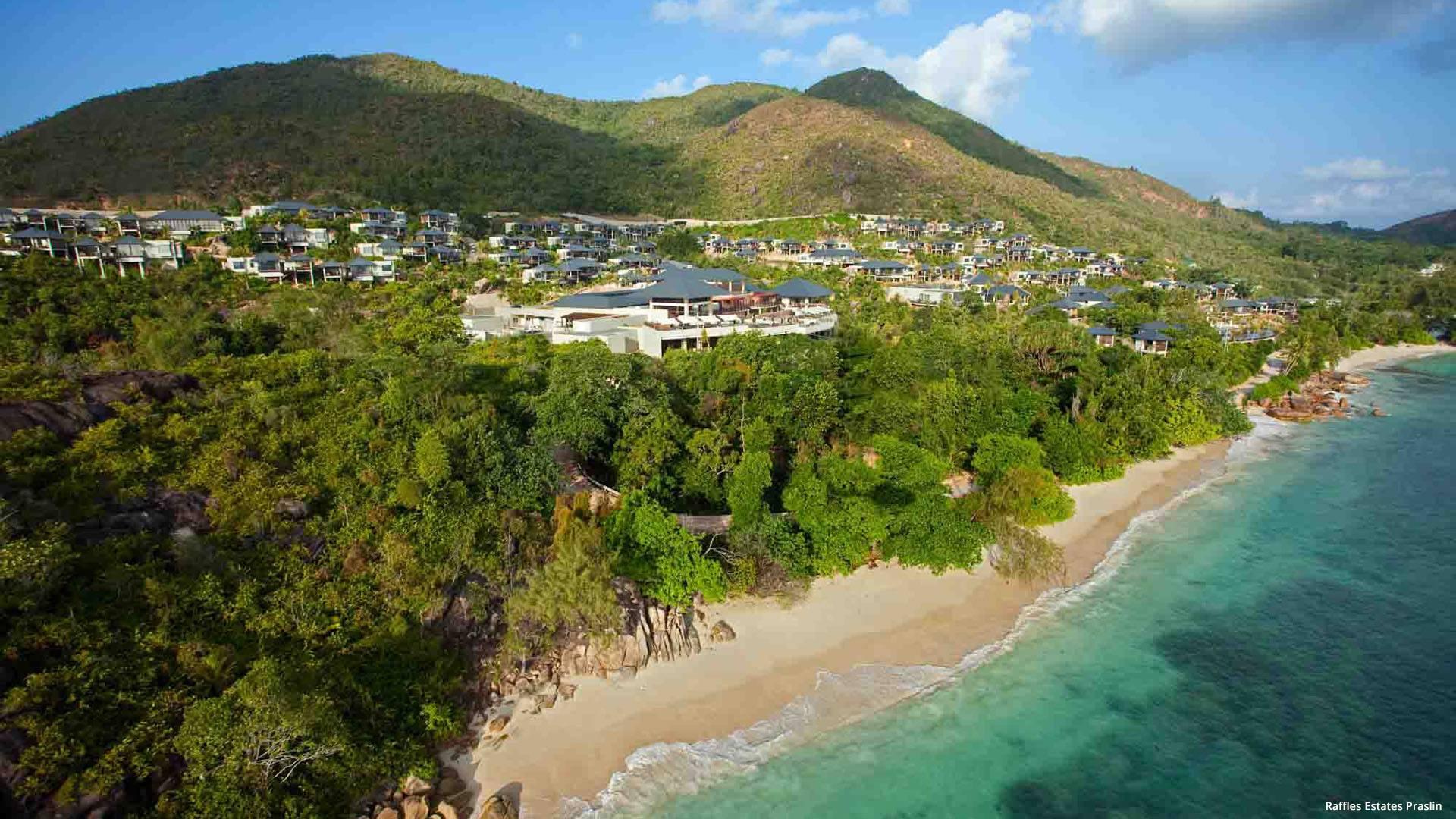 Dovolená na Seychelách